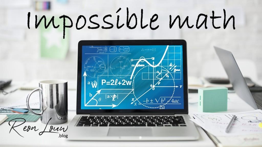 Impossible faith